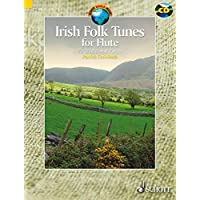 Irish Folk Tunes for Flute: 71 Traditional Pieces