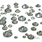 BLACK DIAMOND (215) 144 pcs Swarovski 2058/2088