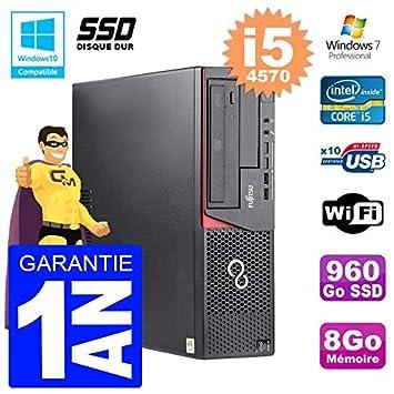 Fujitsu PC Esprimo E720 E85 + DT i5 – 4570, 8 GB RAM Disco 960 GB ...