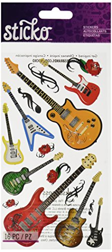 Scrapbooking Stickers Music Notes - 8