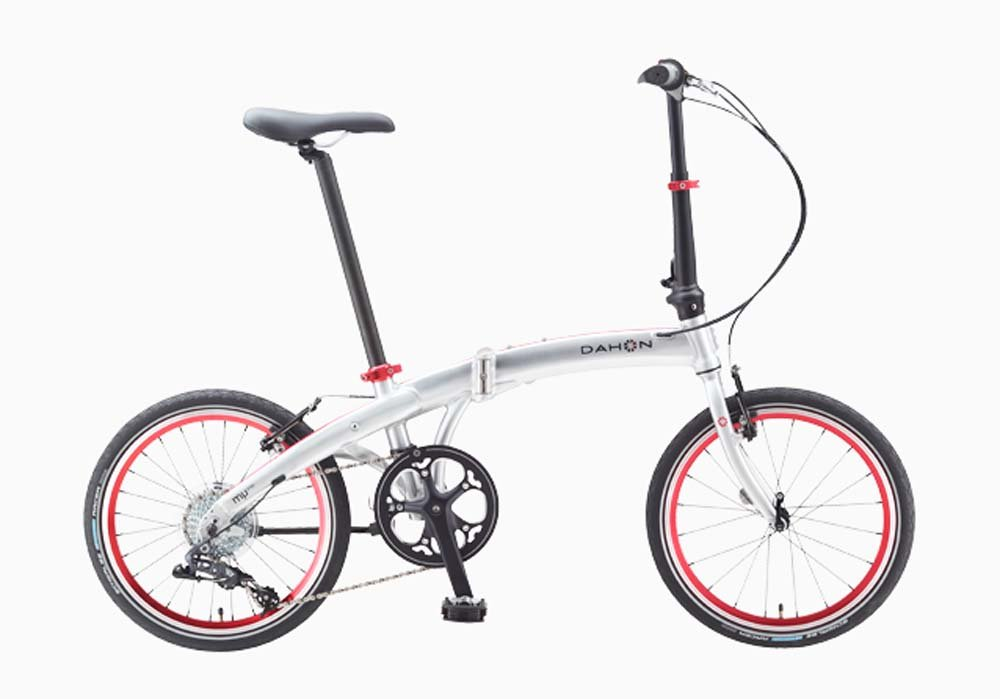 Dahon Mu D8 Brushed Folding Bike Bicycle   B01AZ4VCRA