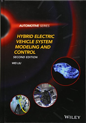 Hybrid Electric Vehicle System Modeling And Control  Automotive Series