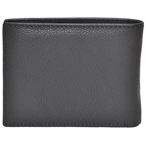 Clifton Heritage Mens Mens Leather Wallets Money Clips Card Cases Top Models To ChooseBrown Small by Clifton Heritage (Image #4)