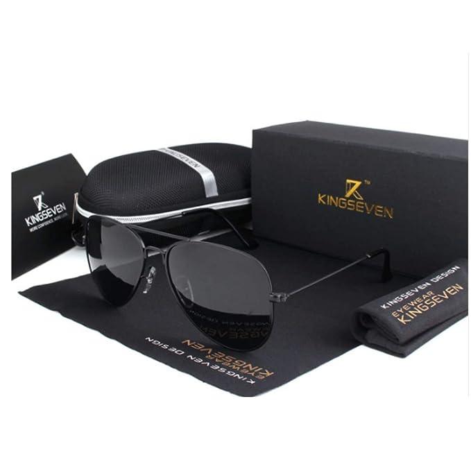 Gafas de sol polarizadas cristal Morado, Gafas de sol estilo ...