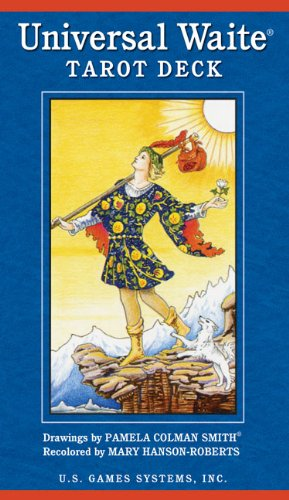 Universal Waite Tarot Deck cover