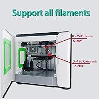 demu Impresora 3d printer Pro filamento Bobina de cable USB SD ...