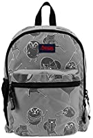 Adventure Time 3326 Jake Backpack, Grey