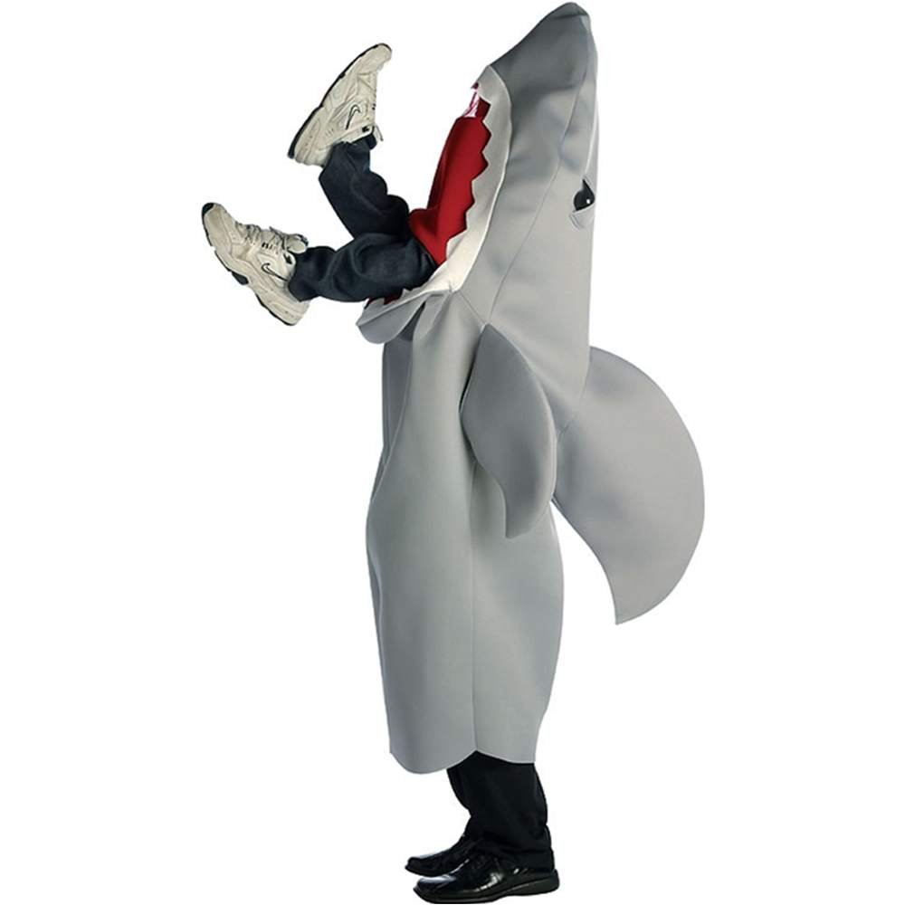 Man-Eating Shark Costume - One Size - Chest Size 48-52