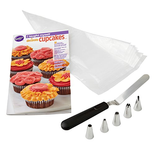 "Price comparison product image Wilton""I Taught Myself To Decorate Cupcakes"" Cupcake Decorating Book Set - How To Decorate Cupcakes"