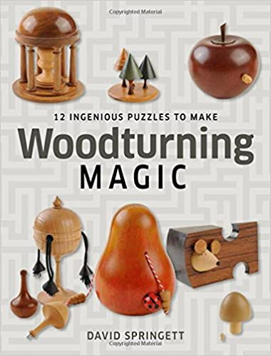 Woodturning Magic: 12 Ingenious Puzzles to Make