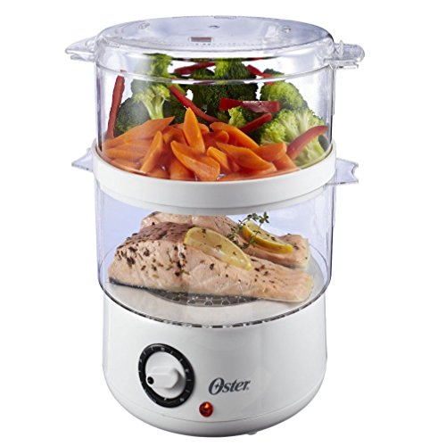 CKSTSTMD5-W 5-Quart Food Steamer (Linatone Food Supplement)