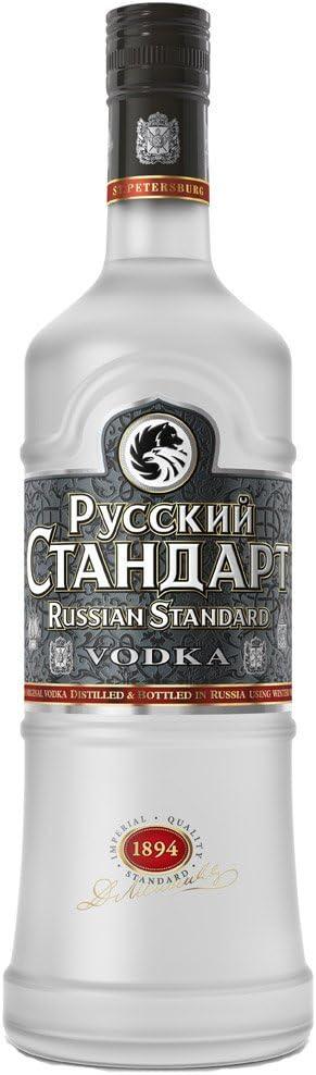 Russian Standard Original Vodka 40% - 3000 ml: Amazon.es ...
