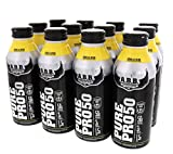 abb pure pro protein - American Body Building Pure Pro 50, Vanilla Bean, 14.5-Ounce Bottles (Pack of 12)