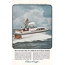 1964 Chris Craft: This Is More Than a Boat, Chris-Craft Print Ad