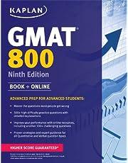 Kaplan GMAT 800: Advanced Prep for Advanced Students