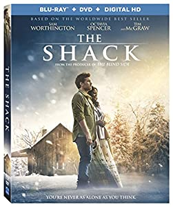 Cover Image for 'The Shack [Blu-ray + DVD + Digital HD]'