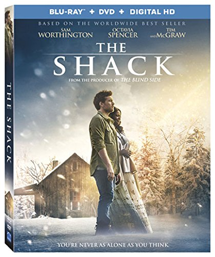 Shack Blu ray Sam Worthington product image