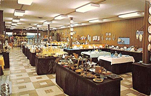 Lincoln Illinois interior Stetson Decorator Shoppe vintage pc ZA440493