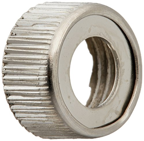 Weller KN60 Knurled Tip Nut for Irons WP25. WP30, WP35, and