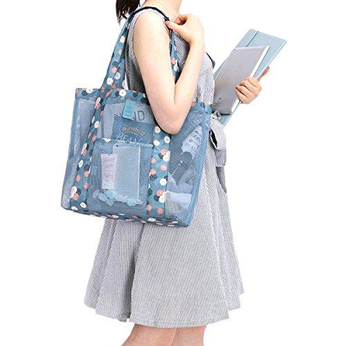 Portable Mesh plage Butterme Sac d' Mode Sac de SU5Xxgq5