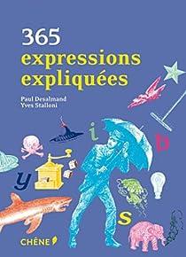 365 expressions expliquées par Desalmand