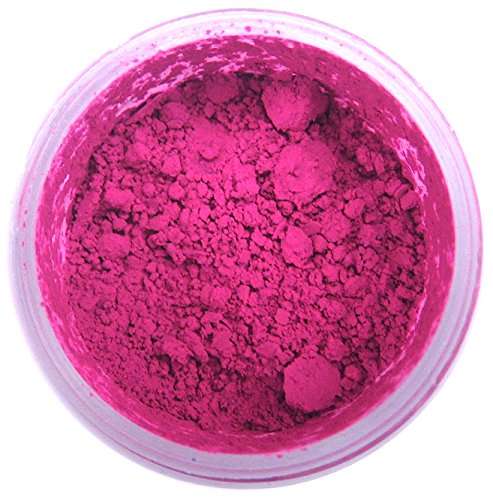 Mexican Rose Petal Dust, 4 gram container