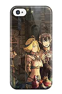 Robin Boldizar's Shop Hot blondess armor artwork animeears shop Anime Pop Culture Hard Plastic iPhone 4/4s cases 9920031K968202202 WANGJING JINDA