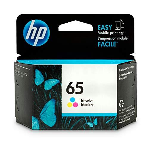 Hp - 65 Ink Cartridge - Multicolor