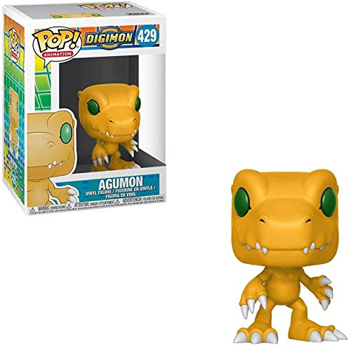 Pop Digimon Agumon Vinyl Figure