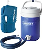 Aircast Cryo Cuff Cold Therapy Knee Solution - Blue