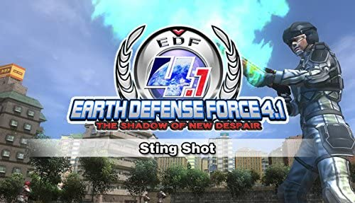 EARTH DEFENSE FORCE 4.1(地球防衛軍4.1 ) DLC Sting Shot [オンラインコード]