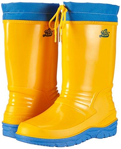 Stivali Stivali Stivali di Gelb Giallo Lico Punto Blau Bambino Gomma Gomma Gomma O4nHxv