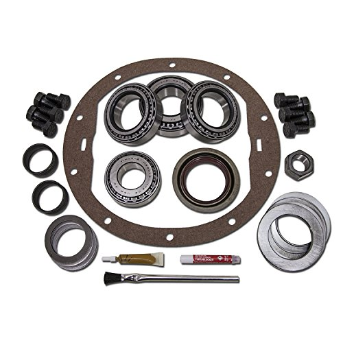 (Yukon Gear & Axle (YK GM8.6-A) Master Overhaul Kit for GM 8.6 Differential )