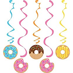 Donut Party Dizzy Danglers