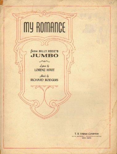 MY ROMANCE - from Billy Rose's Jumbo ()