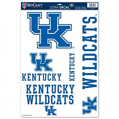 "Kentucky Wildcats Decal - 11""x17"" Multi Use - Ultra"