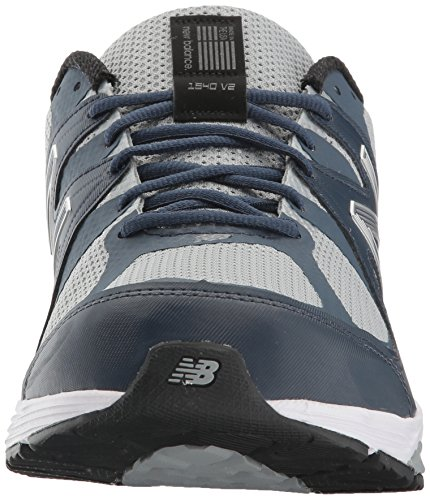 Grey Men M1540V2 Optimum Shoe New Running Control Navy Balance OP6Pqv