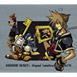 Kingdom Hearts: Original Soundtrack Complete