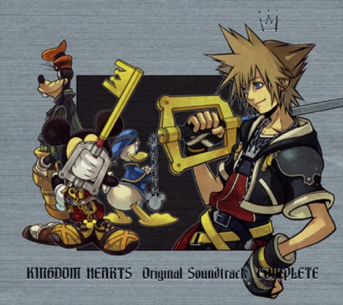 ゲーム・サントラ / KINGDOM HEARTS Original Soundtrack COMPLETEの商品画像