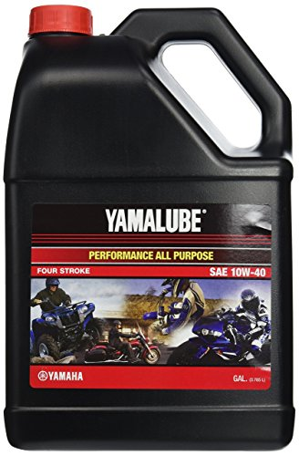 - YamaLube All Purpose 4 Four Stroke Oil 10w-40 1 Gallon