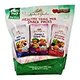 Nature's Garden Healthy Trail Mix Snack Packs 1.2 oz, Pack of 24 (Total 28.8 oz)