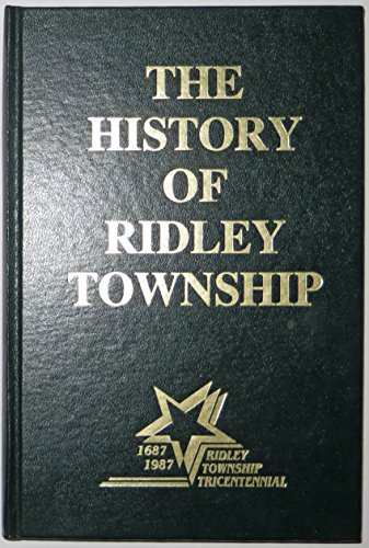 The history of Ridley Township