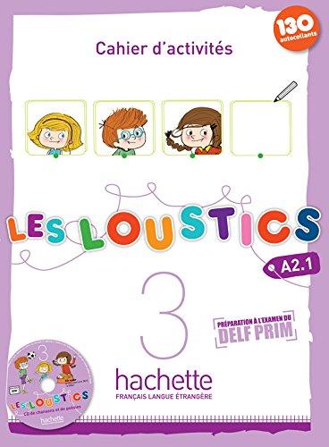 Download Les Loustics 3: Cahier d'activites + CD Audio (French Edition) pdf epub