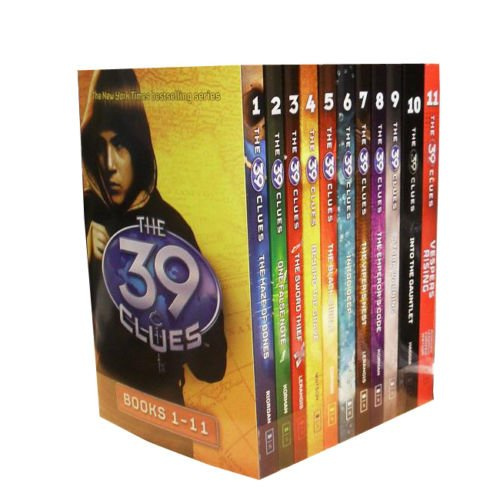 39 clues pack - 8