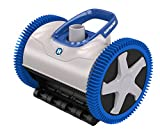 Hayward PHS21CST Aquanaut 200 Suction Drive 2-Wheel Pool Cleaner with 33 Feet Hose Kit, Gray and Blue