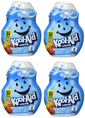 Kool-Aid Liquid Drink Mix - Tropical Punch 1.62oz