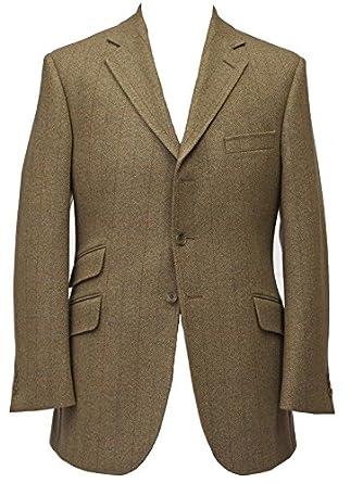 Bladen Original Hombre Supasax Hacking Tweed británico ...