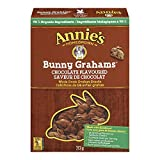 Annie's Homegrown Chocolate Bunny Grahams, 213 Gram