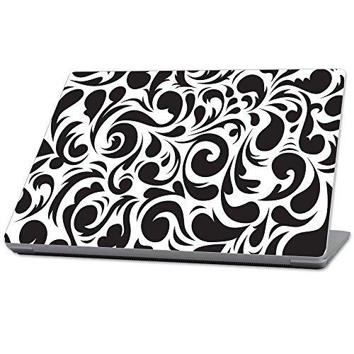 【最新入荷】 MightySkins [並行輸入品] Protective (2017) Durable and Unique Swirly Vinyl Decal wrap cover Skin for Microsoft Surface Laptop (2017) 13.3 - Swirly Black (MISURLAP-Swirly) [並行輸入品] B07896T82V, 京彩屋:00148ff8 --- a0267596.xsph.ru