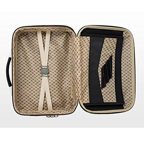 Briefcase Laptop Oxford Men's Cloth Business Shoulder Bag Black Tablet Kairuun Casual U1qnxU